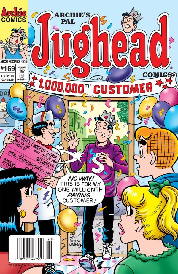 Jughead #169