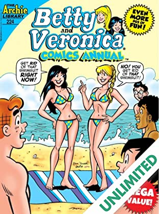 Betty & Veronica Comics Digest #224