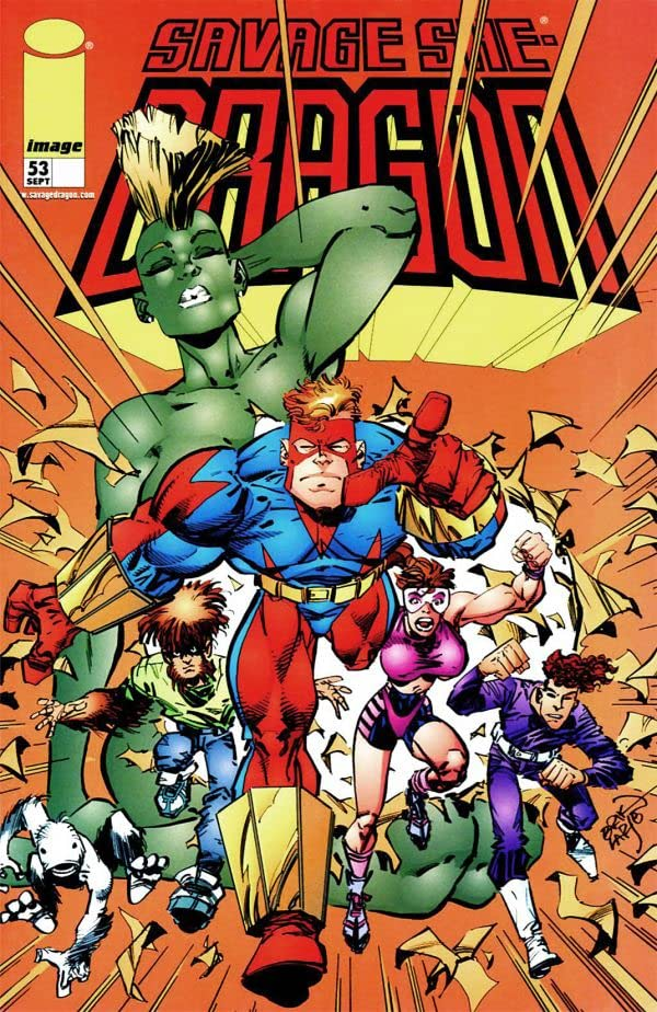 Savage Dragon #53