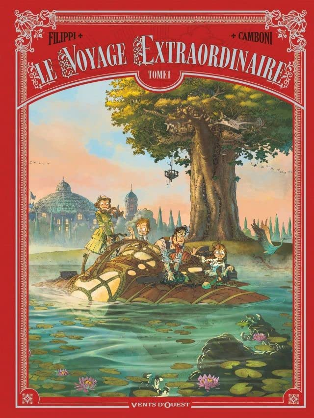 Le Voyage Extraordinaire Vol. 1