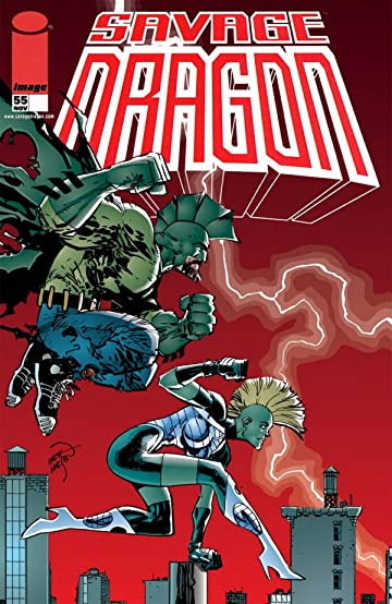 Savage Dragon #55