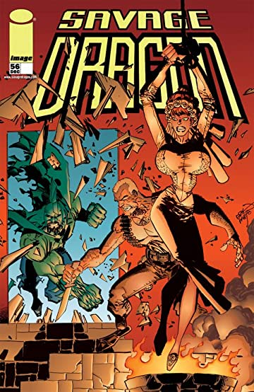 Savage Dragon #56