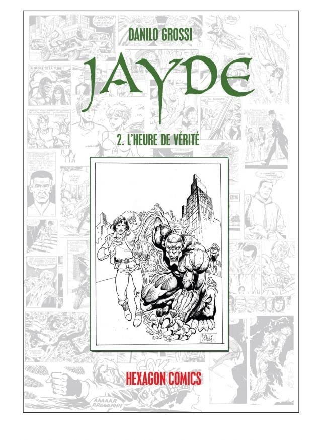 JAYDE Vol. 2: L'Heure de vérité