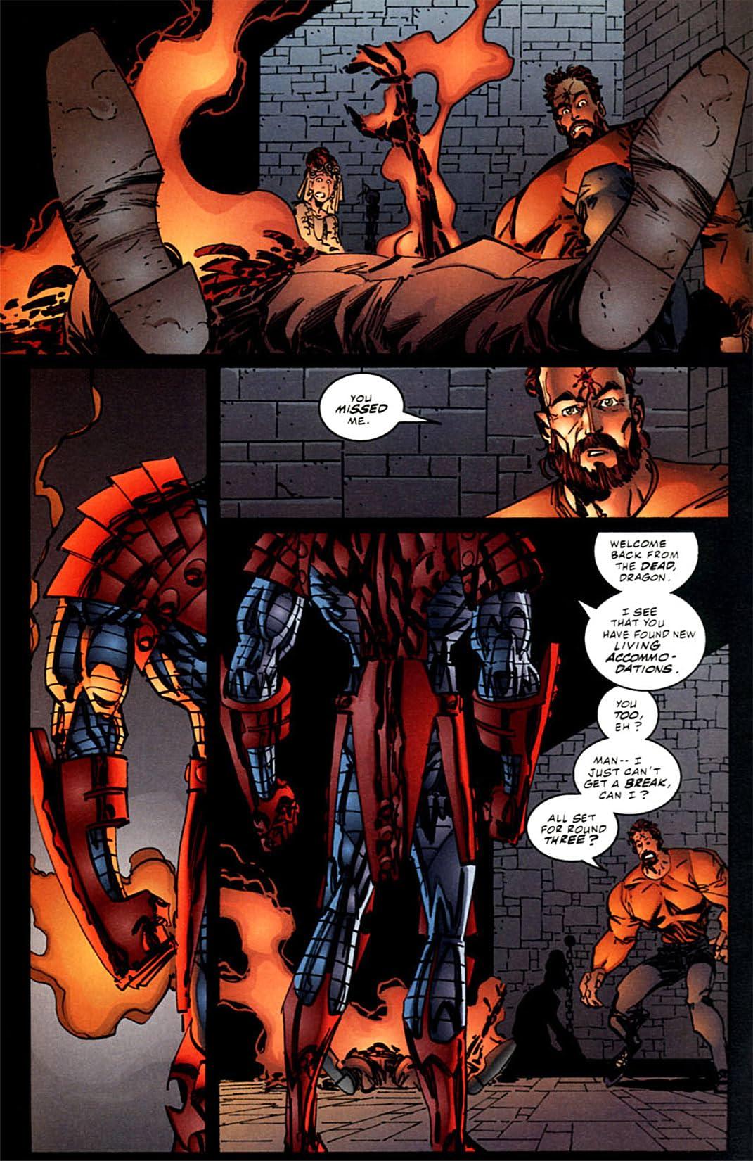 Savage Dragon #57