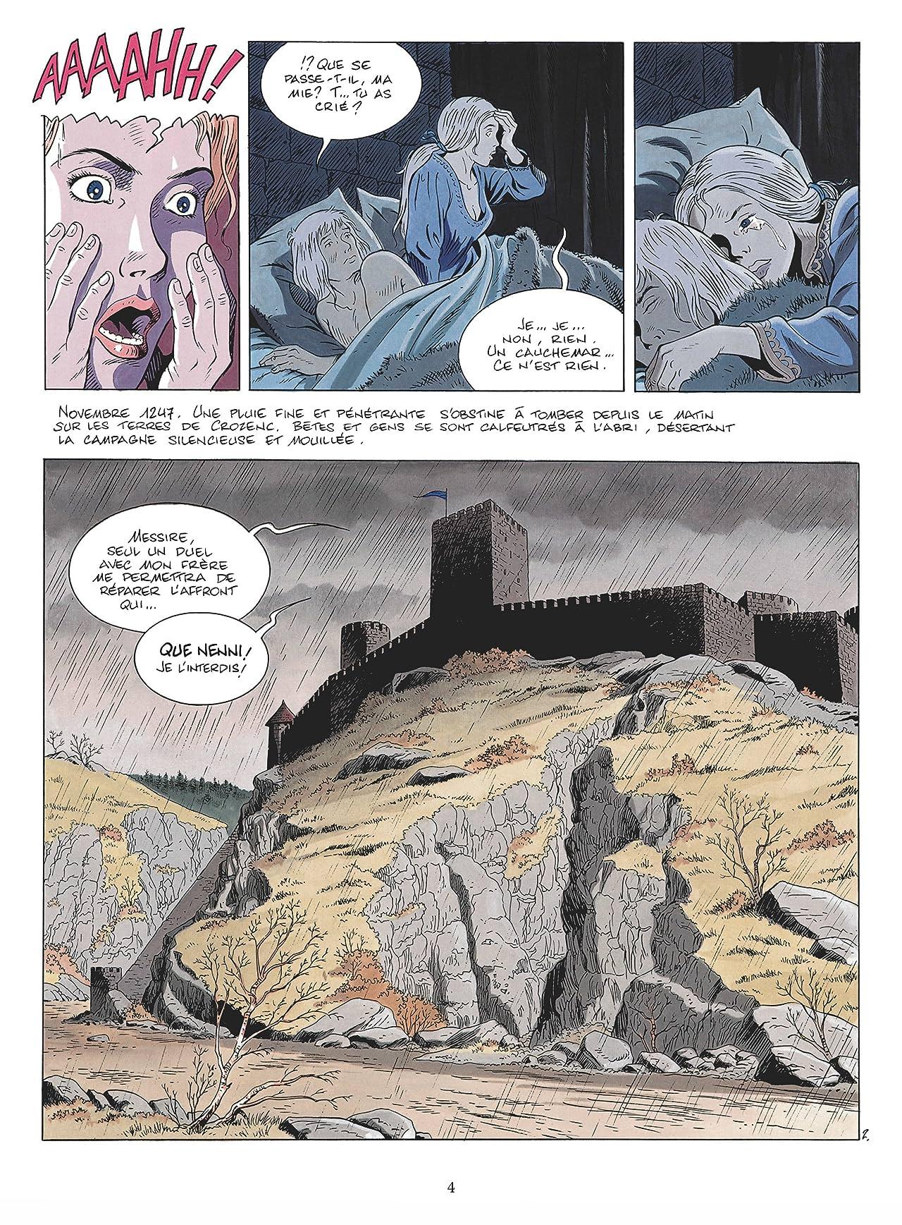 Les Aigles Décapitées Vol. 11: Le loup de Cuzion