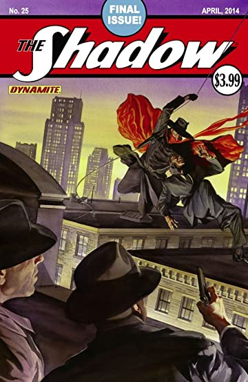 The Shadow #25: Digital Exclusive Edition