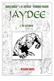 JAYDEE Vol. 3: The Last Battle