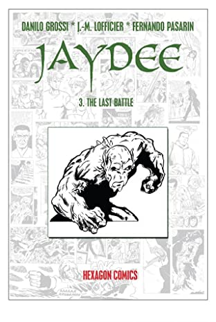JAYDEE Vol. 3: The Last Battle