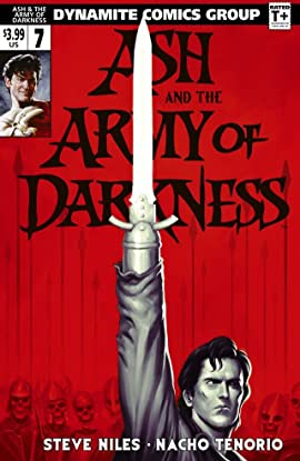 Ash and the Army of Darkness #7: Digital Exclusive Edition