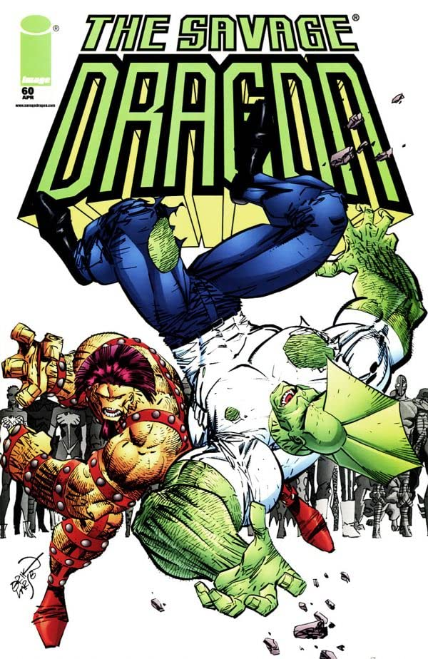 Savage Dragon #60