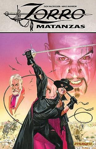 Zorro: Matanzas