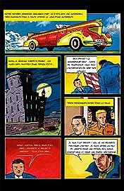 Les aventures planétaires de Flint Baker Vol. 1: Golden Age