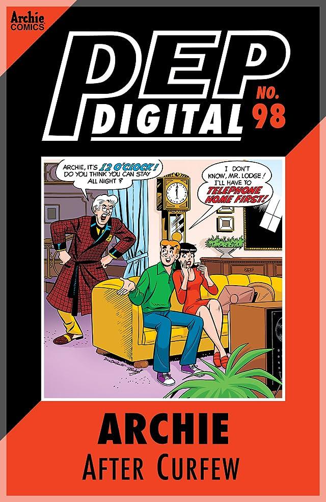 PEP Digital #98: Archie After Curfew