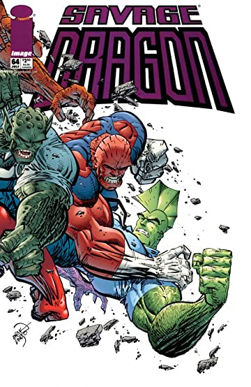 Savage Dragon #64