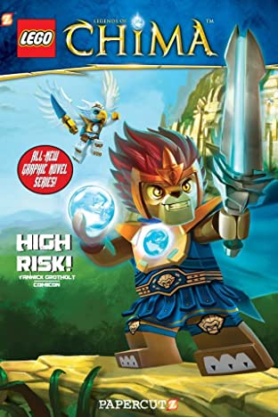 LEGO Legends of Chima Vol. 1: High Risk