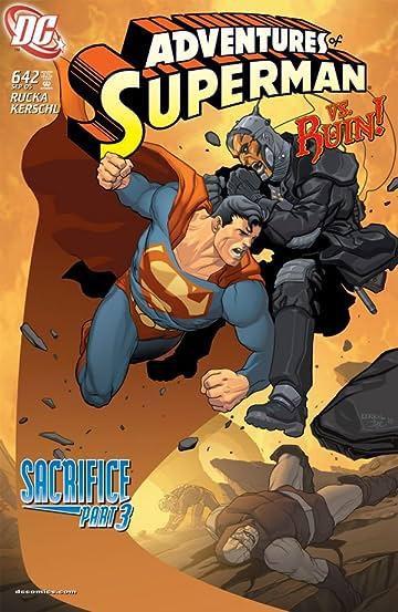 Adventures of Superman (1986-2006) #642