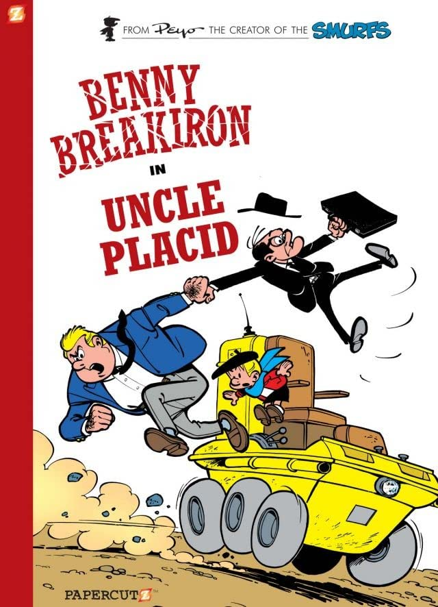 Benny Breakiron Vol. 4: Uncle Placid