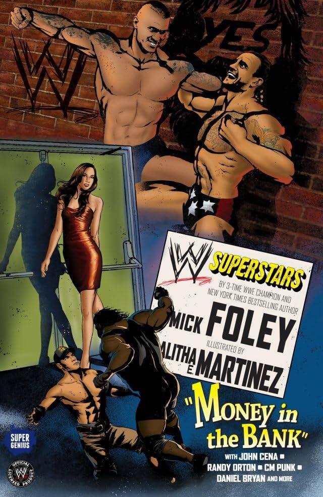 WWE Superstars Vol. 1: Money in the Bank