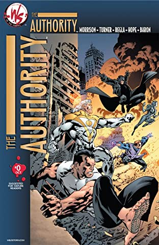 The Authority (2003-2004) #0