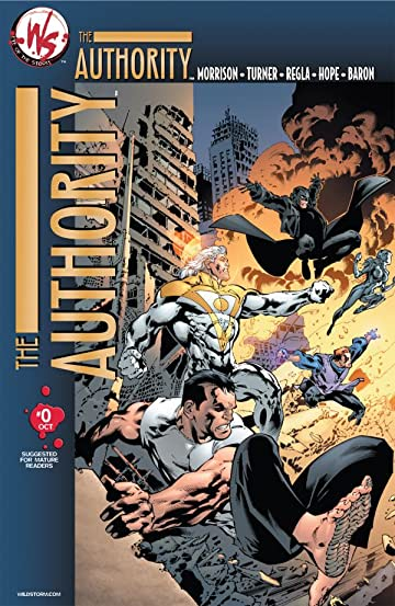 The Authority Vol. 2 #0