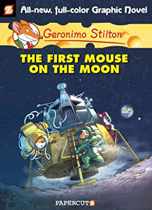 Geronimo Stilton Vol. 14: The First Mouse on the Moon