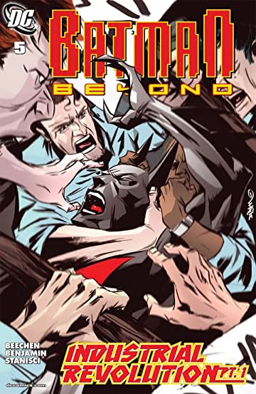 Batman Beyond (2011) #5