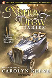 Nancy Drew Diaries Vol. 2: The Haunted Dollhouse/The Girl Who Wasn't There
