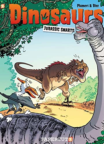 Dinosaurs Vol. 3: Jurassic Smarts