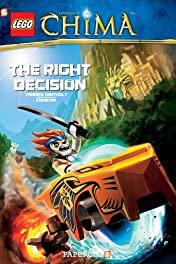 LEGO Legends of Chima Vol. 2: The Right Decision