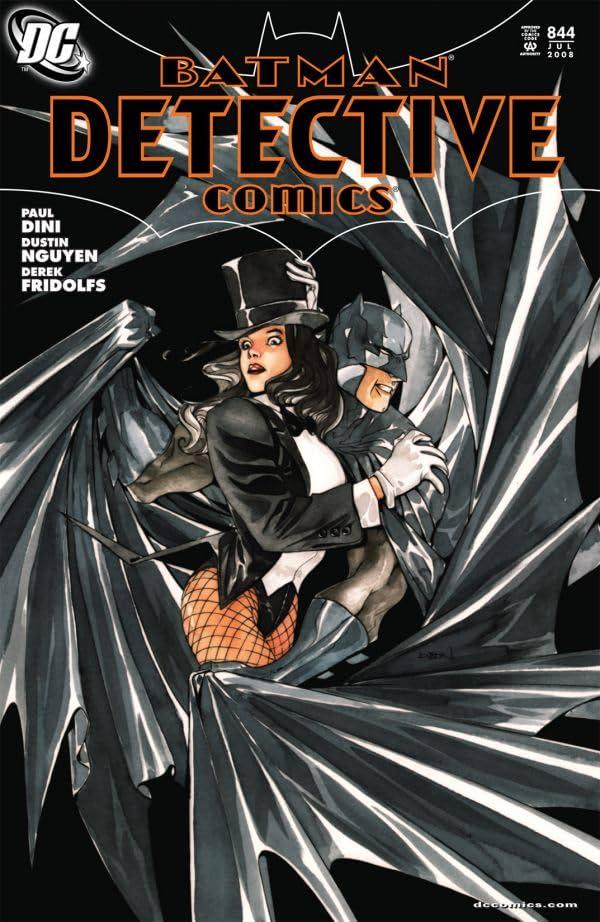 Detective Comics (1937-2011) #844