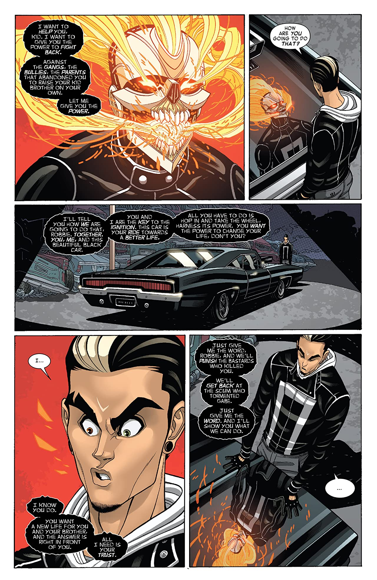 All-New Ghost Rider (2014-2015) #3