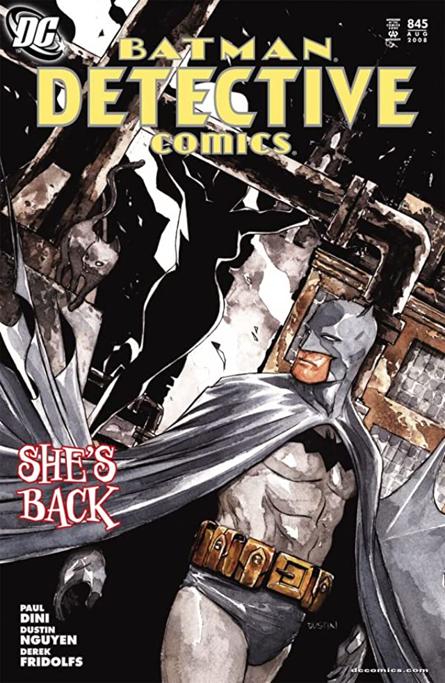 Detective Comics (1937-2011) #845