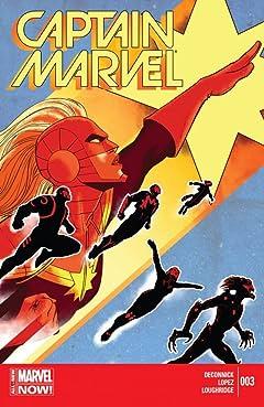 Captain Marvel (2014-2015) #3