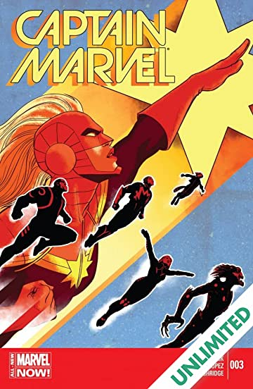 Captain Marvel (2014-2015) #3