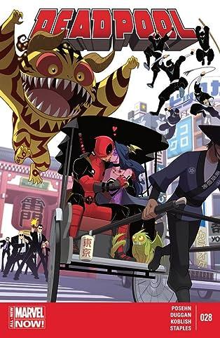 Deadpool (2012-2015) #28