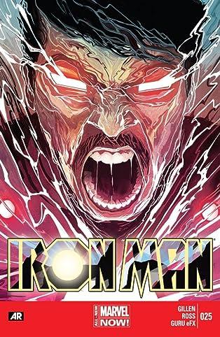 Iron Man (2012-2014) #25