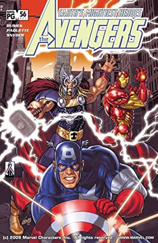 Avengers (1998-2004) #56