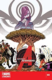 Secret Avengers (2014-2015) #3