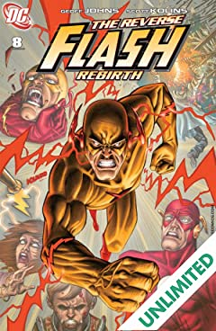 The Flash (2010-2011) #8