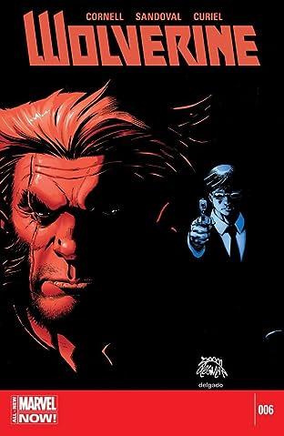 Wolverine (2014) #6