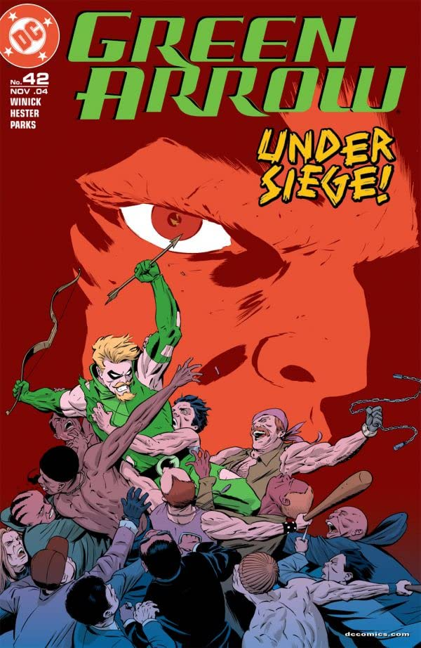 Green Arrow (2001-2007) #42