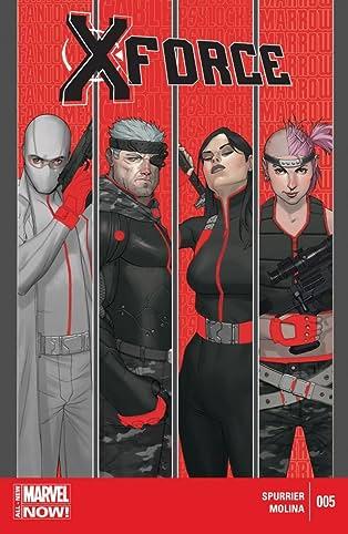 X-Force (2014-2015) #5