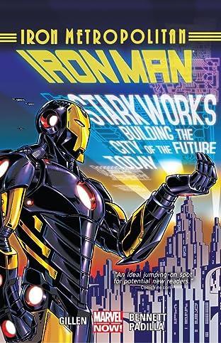 Iron Man Tome 4: Iron Metropolitan