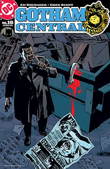 Gotham Central #16