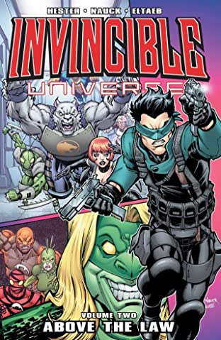 Invincible Universe Tome 2