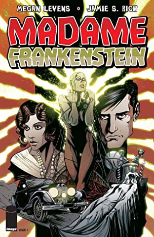 Madame Frankenstein #1 (of 7)