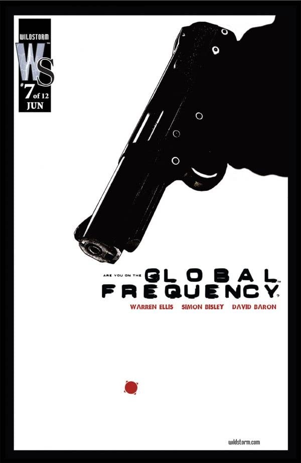 Global Frequency #7 (of 12)