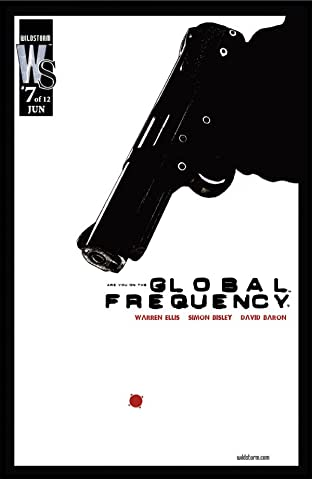 Global Frequency No.7 (sur 12)