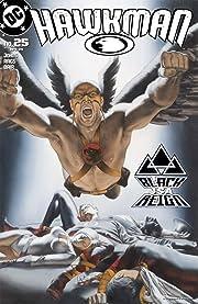 Hawkman (2002-2006) #25
