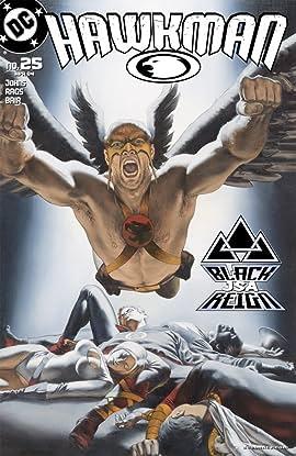 Hawkman (2002-2006) No.25